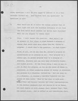 Transcript of Wichita Falls press conference regarding energy production, undated