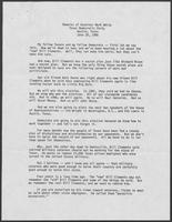 Remarks prepared for Governor Mark White at the Texas Democratic Party, June 28, 1986