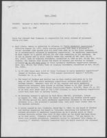 "Report titled ""Fact Sheet: Release to Mandatory Supervision and to Conditional Parole"", April 11, 1986"
