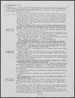 "Document from Texas Energy Week subtitled ""Candidates:  Clements Bids to Nail White on O&G Taxes,"" August 25, 1986"