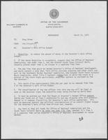 Memo from Jim Cicconi to Doug Brown, March 15, 1979