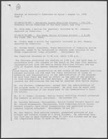 Minutes of Governor's Committee on Aging, August 11, 1978