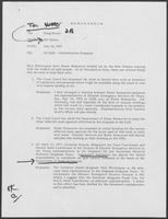Group of documents regarding Gulf Oil Spill, April 1977 - July 1979