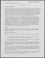 Amendment of Shock Probation Statute, undated