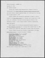 Press release from the Office of Governor William P. Clements, Jr. regarding appointments, September 25, 1979