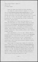 Press release from the Office of Governor William P. Clements, Jr. regarding appointments, August 29, 1979
