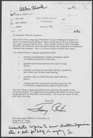 Letter from Jimmy Carter to William P. Clements, June 12, 1979