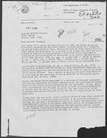 Group of documents related to accusations that the Dallas Police Department had discriminated based on race in hiring, April - July, 1980