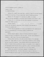 News release from Governor William P. Clements, Jr., regarding recent appointments, January 3, 1980