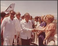 Photo of William P. Clements and Rita Clements in Mexico (9 of 26), August 14, 1979