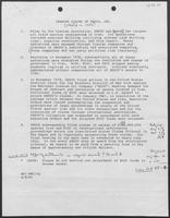 Brief regarding Iranian claims of SEDCO, Inc., April 1985