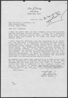 Letter from Sam J. Dealey to Bill Clements, June 11, 1986