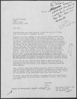 Letter from Van Henry Archer, Jr., to William P. Clements, Jr., regarding Clements primary victory, May 12, 1978