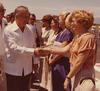 Governor Clements arrives in Mexico for official state visit, August 1979 [e_cle_013818]