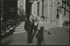 William and Rita Clements in front of the state capitol building, 1978. Detail taken from e_cle_000028.