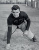 Bill Clements as a junior, where he played guard for Highland Park High School. Photo courtesy of Texas State Library and Archives Commission