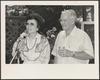 Bill and Rita Clements at an appearance during the Governor's second term, Detail taken from e_cle_013451.