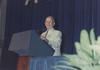 Governor Clements speaks during the 1986 campaign. [e_cle_013453]